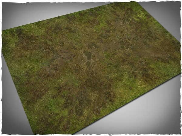 GAME MAT - Muddy Field 6x3