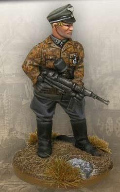 Waffen XX Officer