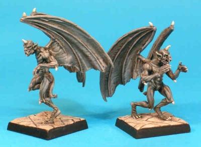 Gargoyles (2)