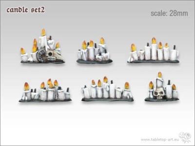 Kerzen Set 2