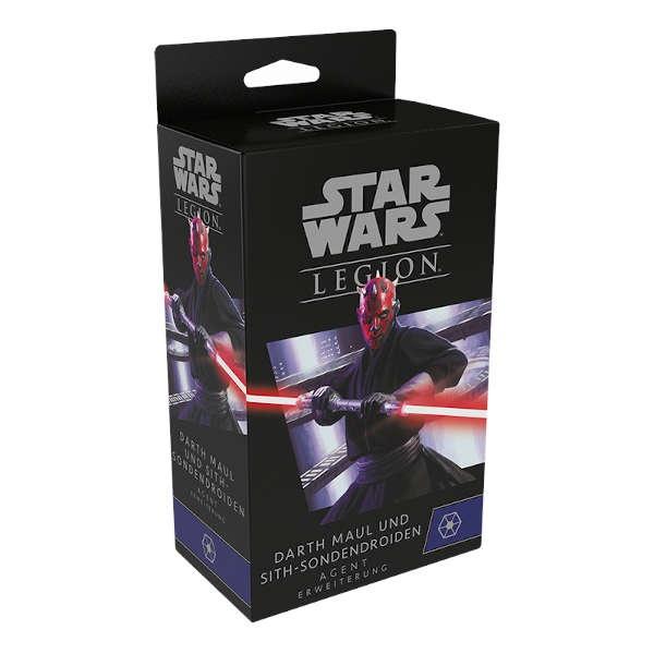 SW: Legion Darth Maul and Sith Probe Droids