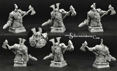 Dwarf Lord Molrik