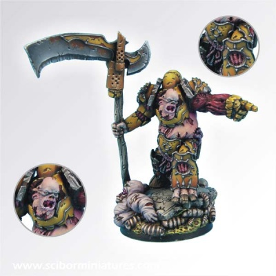 28mm Rotten Lord