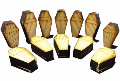 Coffin Set (12)