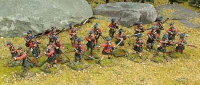Muskets&Tomahawks Highlander Force OOP