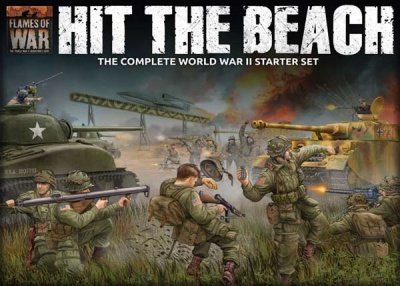 FOW: Hit The Beach Starter Set