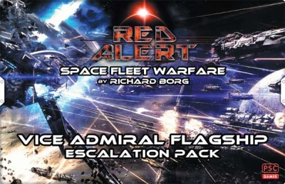 Red Alert: Vice Admiral Escalation Pack