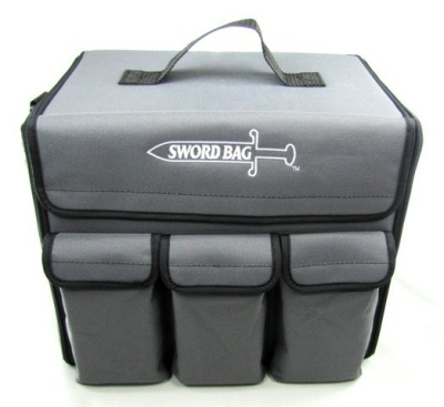 BATTLE FOAM Sword Bag Pluck Foam Load Out