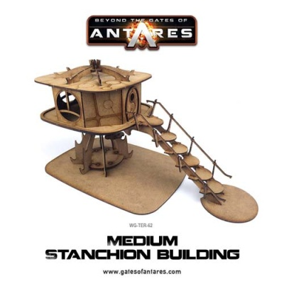 Medium Stanchion Building