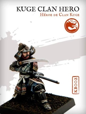 Héroe de Clan Kuge