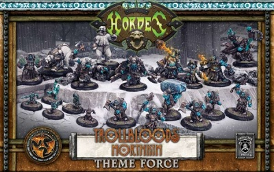 Trollblood Northkin Theme Force