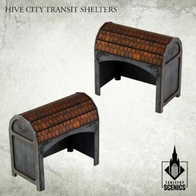 Hive City Transit Shelters (2)