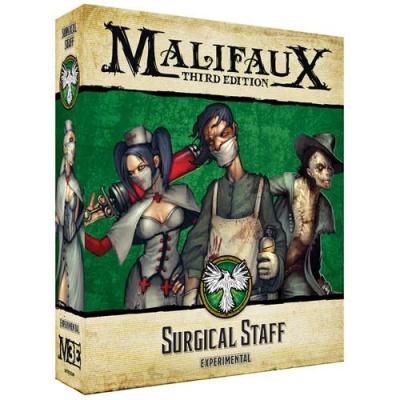 Malifaux (M3E): Surgical Staff