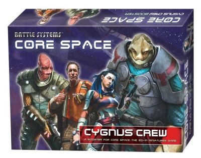 Core Space Cygnus Crew
