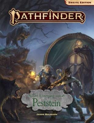Pathfinder 2. Edition - der Untergang der Peststein
