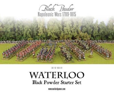 Black Powder - Waterloo Starter Set