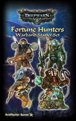 Fortune Hunters Warband Starter Set