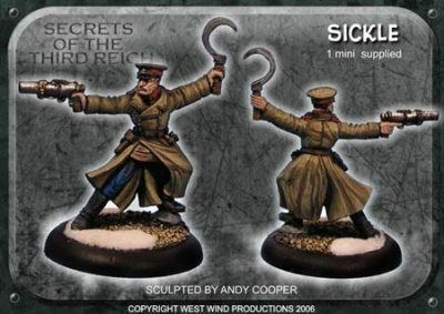 Special Character: Sickle