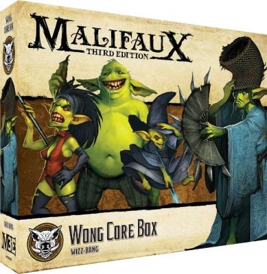 Malifaux (M3E): Wong Core Box