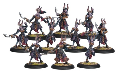 Satyxis Blood Witches (10 models)