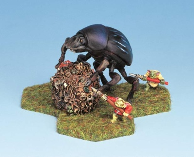 Stomaid -Giant Dung Beetle