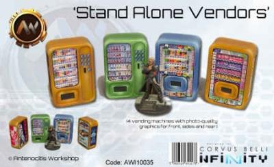 Stand Alone Vendors (4)