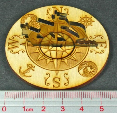 Classic Naval Compass