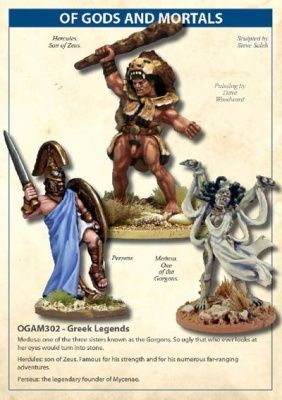 OGAM: Greek Legends (3)