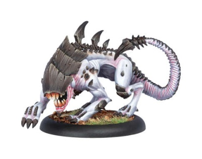 Legion of Everblight Raek Light Warbeast