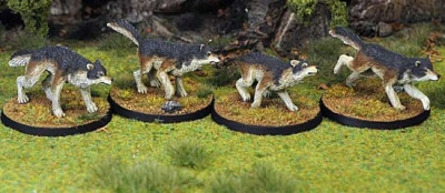Wolves (4)