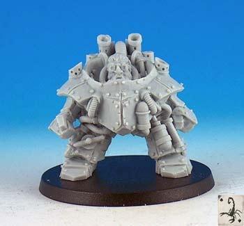 Dwarf juggernaught