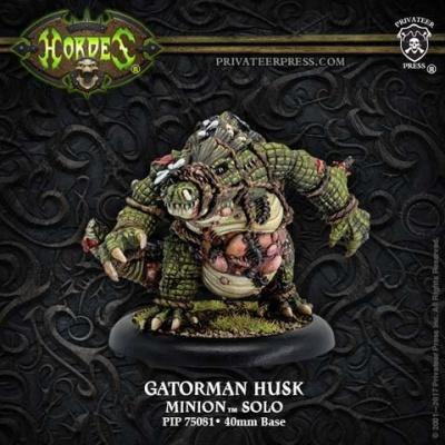 Minion Gatorman Husk Solo