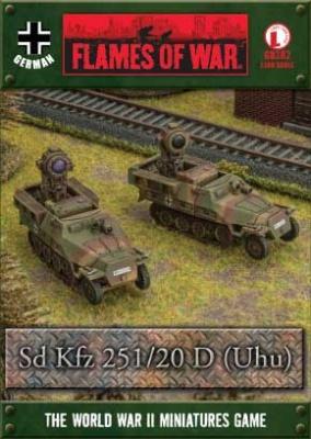 Sd Kfz 251/20 D (Uhu)