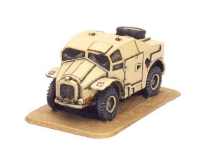Quad tractor (x2 resin)