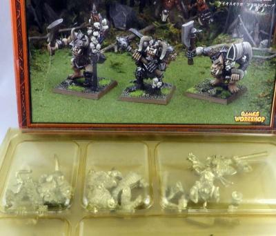 WHFANTASY: Chaos Ogres (3)