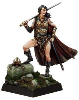 Meloda, Warrior-Queen of Mierce