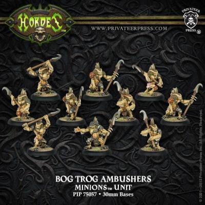 Minion Bog Trog Ambushers (10)