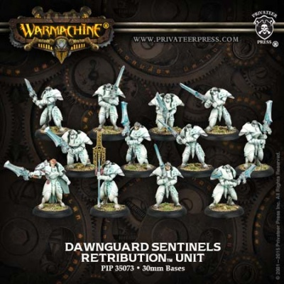 Retribution Dawnguard Sentinels Unit (10 Models)