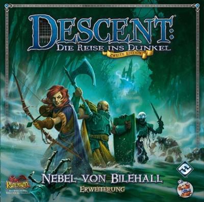 Descent 2. Edition: Nebel von Bilehall : Erweiterung