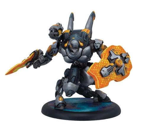 Firebrand A - Warcaster Iron Star Alliance Light Warjack