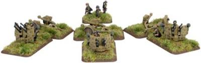 Fallschirmjagerkopanie AA Quad