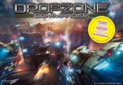 Dropzone Commander 2 Spieler Starterset (deutsch)