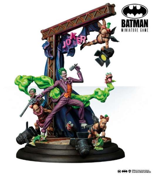 The Joker (Back to Gotham)