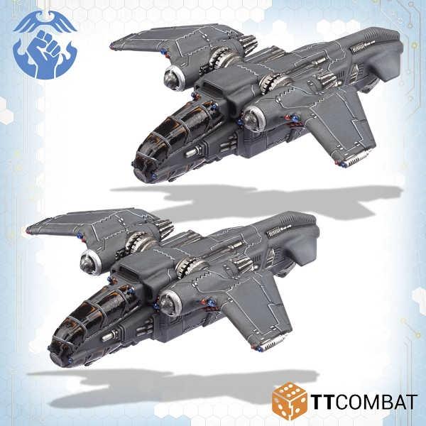 Swifthawk Tilt-Jets