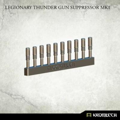 Legionary Thunder Gun Suppressor Mk1