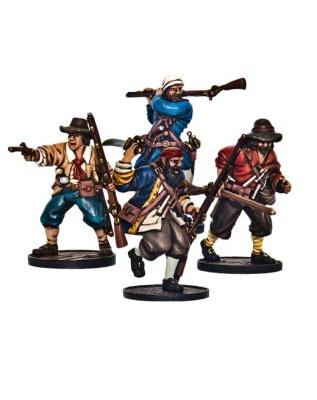 Forlorn Hope Unit (Buccaneer Storming Party)