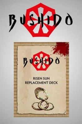 Ito Clan Risen Sun Replacement Deck