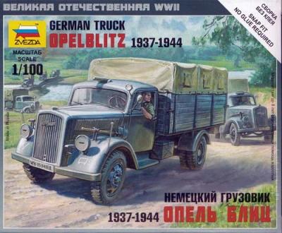 1:100 Wargame AddOn: Opel Blitz