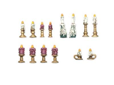 Kerzenständer Set 1