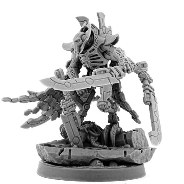 Necrocyborg General Grivus (1)